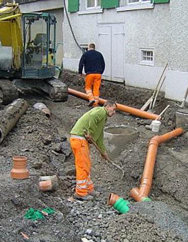 Neue Vollzugshilfe Liegenschaftsentwässerung
